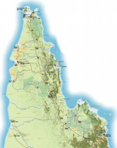 Map Of Australia Cape York Peninsula.Cape York Peninsula Information Bungie Helicopters
